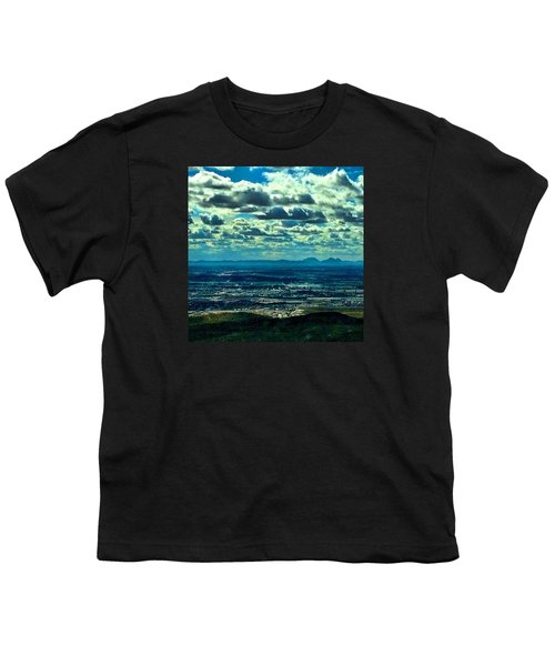 Blues In Nature  Youth T-Shirt
