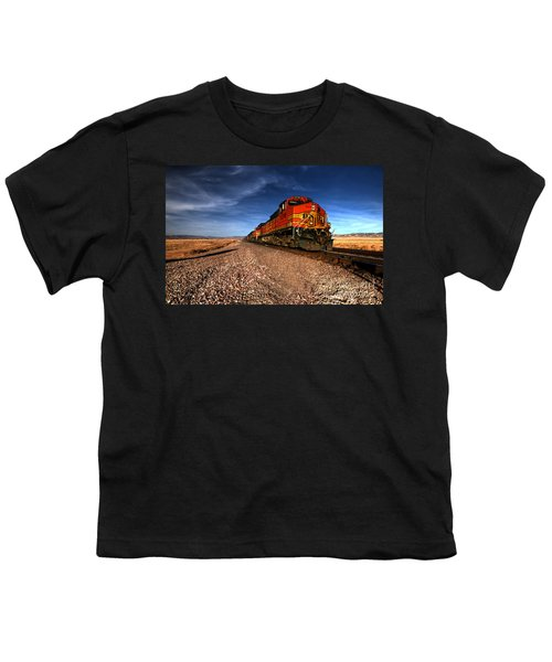 Bnsf Freight  Youth T-Shirt