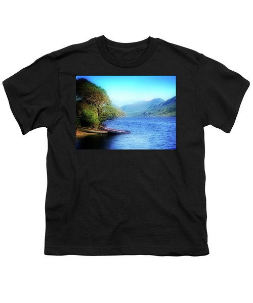 Boats At Rest Youth T-Shirt