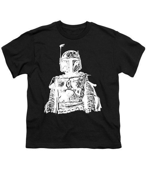 Boba Fett Tee Youth T-Shirt