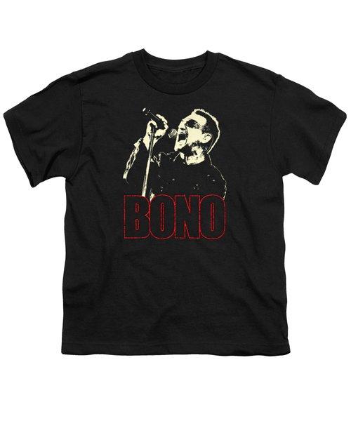 Bono Tour 2016 Youth T-Shirt by Gandi Rismawan