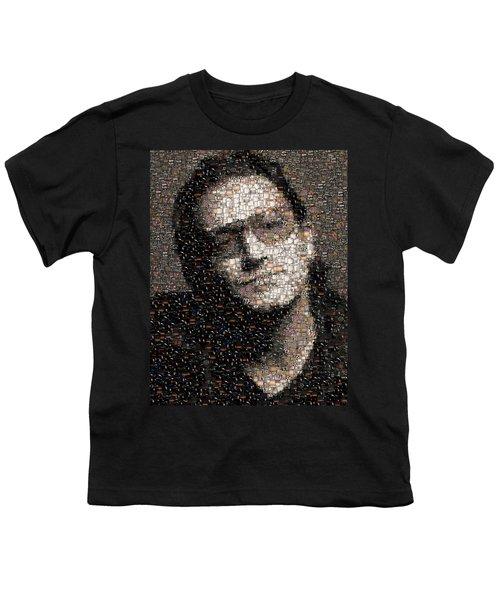 Bono U2 Albums Mosaic Youth T-Shirt