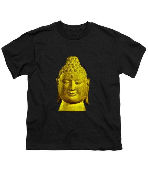 Borobudur Gold  Youth T-Shirt by Terrell Kaucher