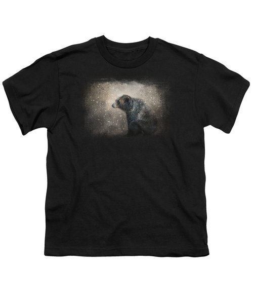 Braving The Storm Youth T-Shirt