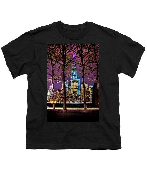 Bright Future Youth T-Shirt by Az Jackson