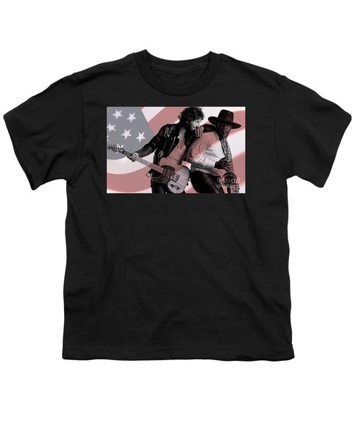 Bruce Springsteen Clarence Clemons Youth T-Shirt
