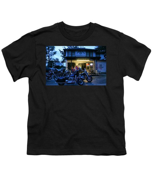 Cabbage Patch Bikers Bar Youth T-Shirt