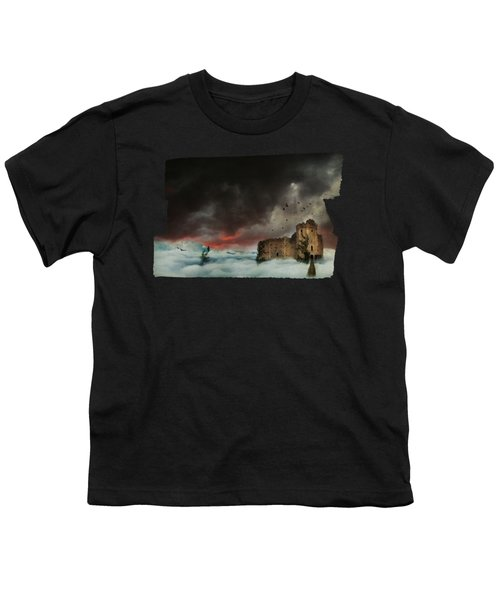 Castle In The Clouds Youth T-Shirt