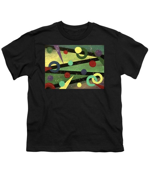 Celebration Youth T-Shirt by Teresa Wing