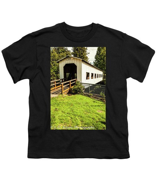 Centennial Bridge Youth T-Shirt