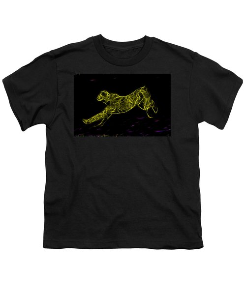 Cheetah Body Built For Speed Youth T-Shirt