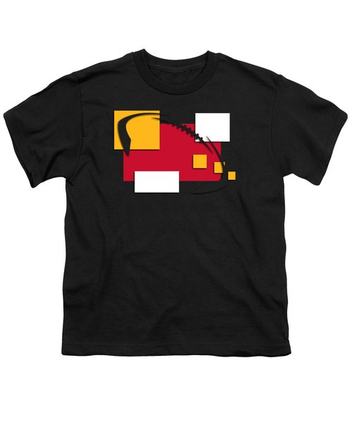 Chiefs Abstract Shirt Youth T-Shirt