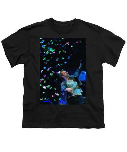 Coldplay1 Youth T-Shirt by Rafa Rivas