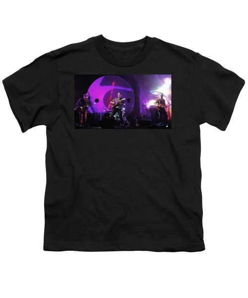 Coldplay5 Youth T-Shirt by Rafa Rivas