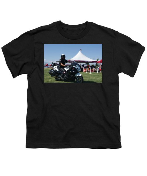 Cop Cycle Youth T-Shirt