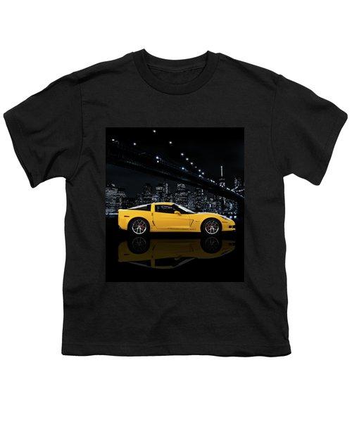 Corvette Z06 Gt1 Youth T-Shirt