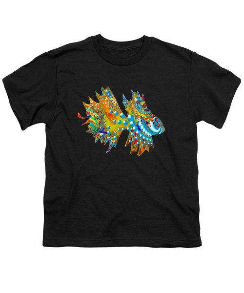 Cosmic Guppy Youth T-Shirt