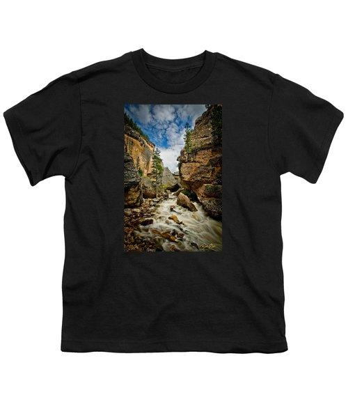 Crazy Woman Canyon Youth T-Shirt