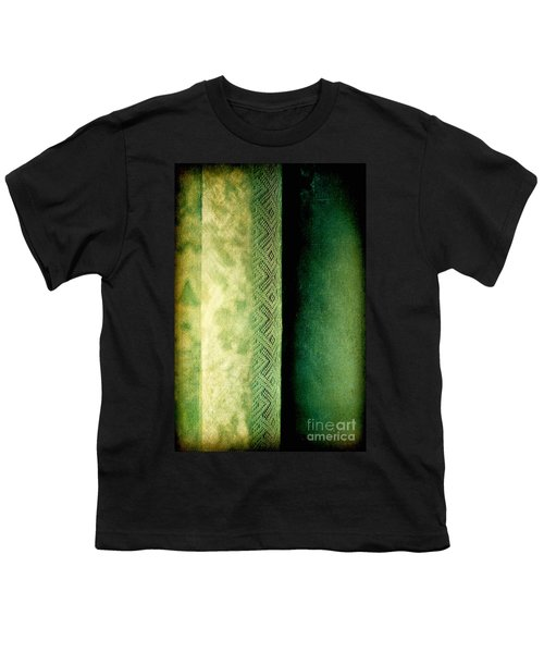 Youth T-Shirt featuring the photograph Curtain by Silvia Ganora