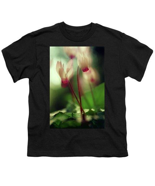 Cyclamens Youth T-Shirt
