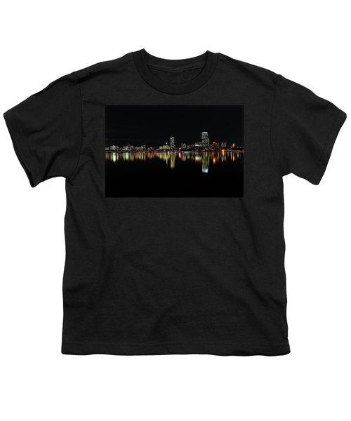 Dark As Night Youth T-Shirt