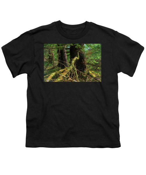 Deep In The Woods Youth T-Shirt