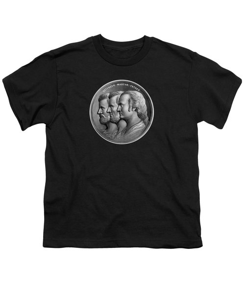 Defender Martyr Father Youth T-Shirt by War Is Hell Store