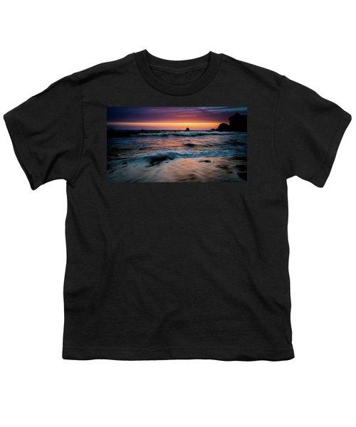 Demartin Beach Sunset Youth T-Shirt