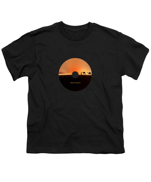 Desert Mirage Youth T-Shirt