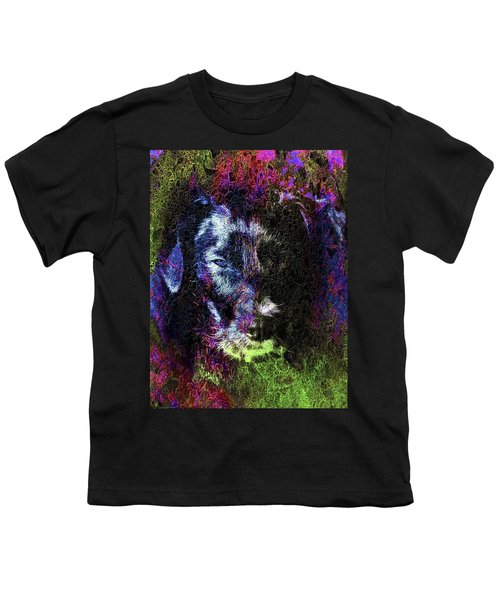 Dog Spirit Guide Youth T-Shirt