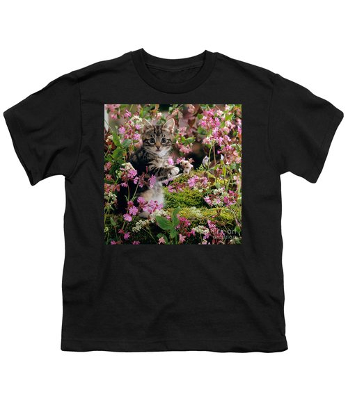 Don't Pick The Flowers Youth T-Shirt