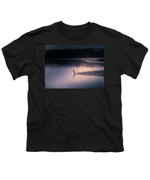 Early Morning Greeter Youth T-Shirt