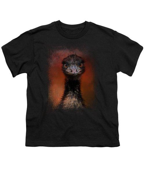 Emu Stare Youth T-Shirt