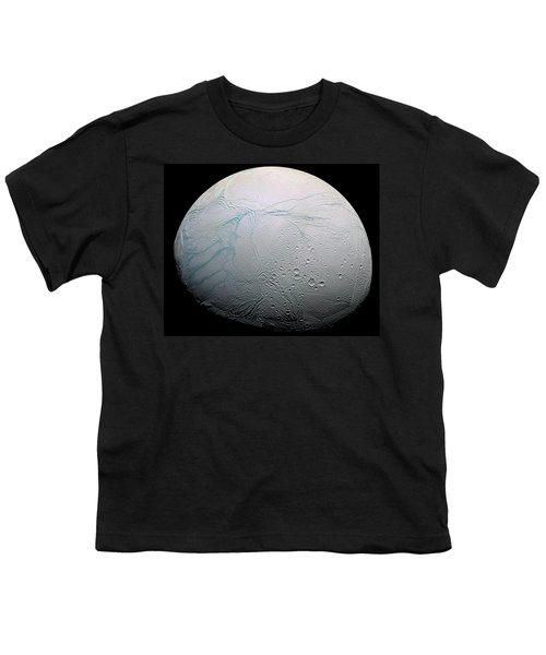 Youth T-Shirt featuring the photograph Enceladus Hd by Adam Romanowicz