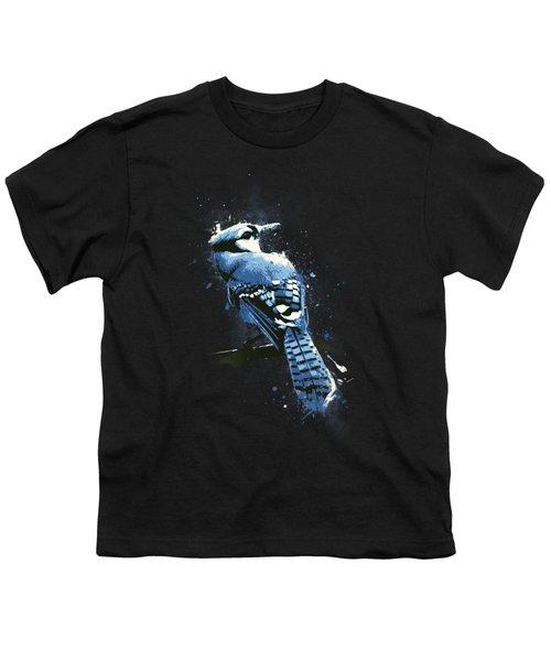 Eternal Gaze Youth T-Shirt by Dre Jay