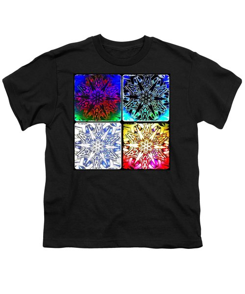 Every Snowflake Is Unique Youth T-Shirt