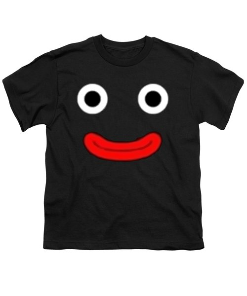 Fat Black Youth T-Shirt by Opoble Opoble