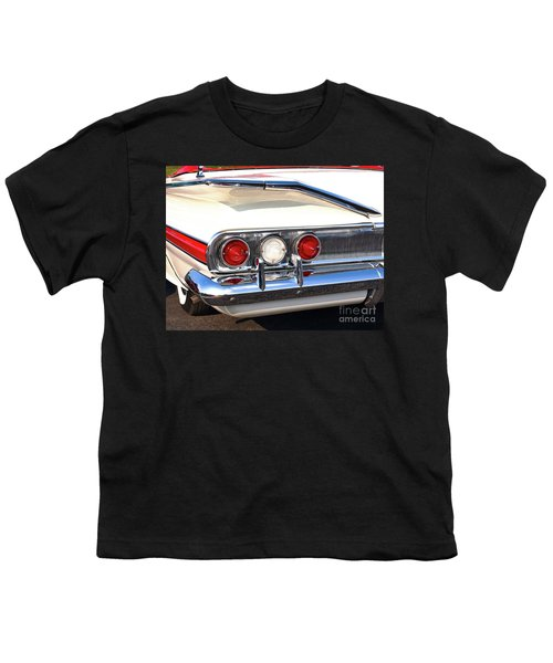 Fins Were In - 1960 Chevrolet Youth T-Shirt