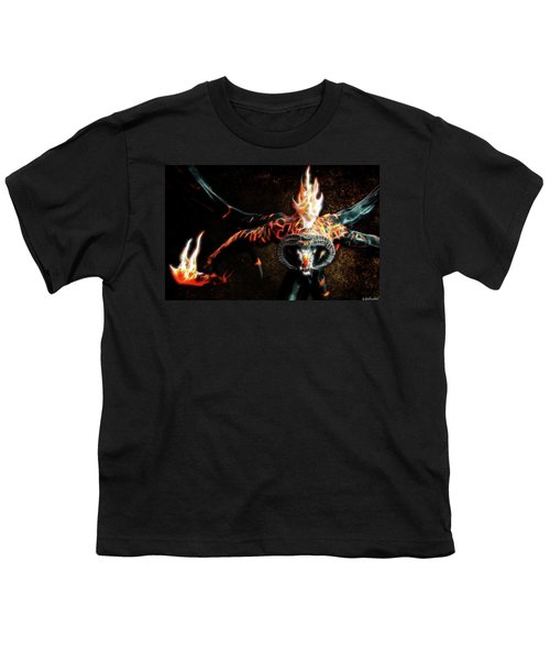 Fire Balrog Youth T-Shirt