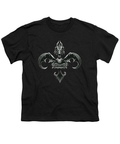 Fleur D Lis Youth T-Shirt