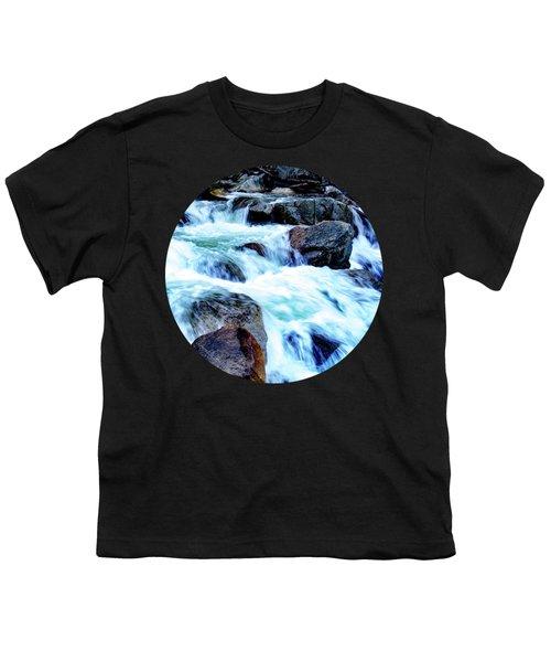 Flow Youth T-Shirt by Adam Morsa