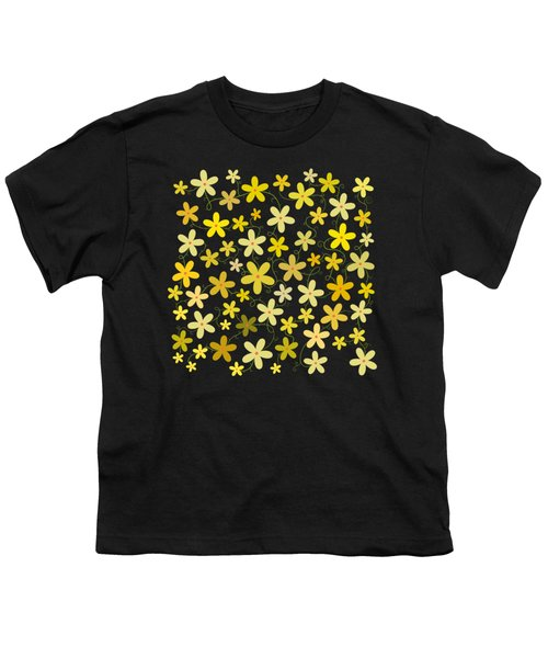Flower Folly Youth T-Shirt