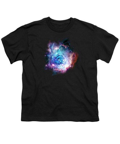 Flower Nebula Youth T-Shirt