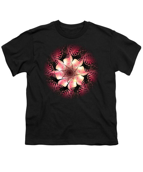 Flower Scent Youth T-Shirt by Anastasiya Malakhova