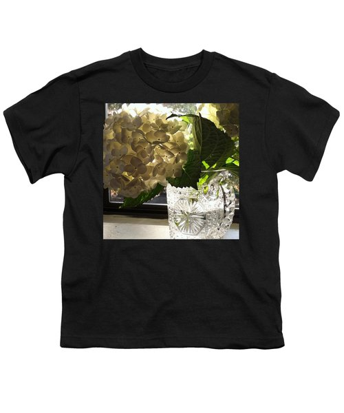 Flowers Always Inspire! Youth T-Shirt