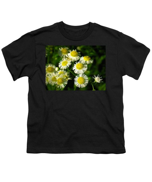 Flowers Youth T-Shirt