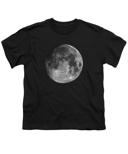 Full Moon Youth T-Shirt by Alexey Kljatov