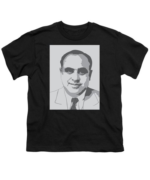 Gangster - Al Capone Youth T-Shirt