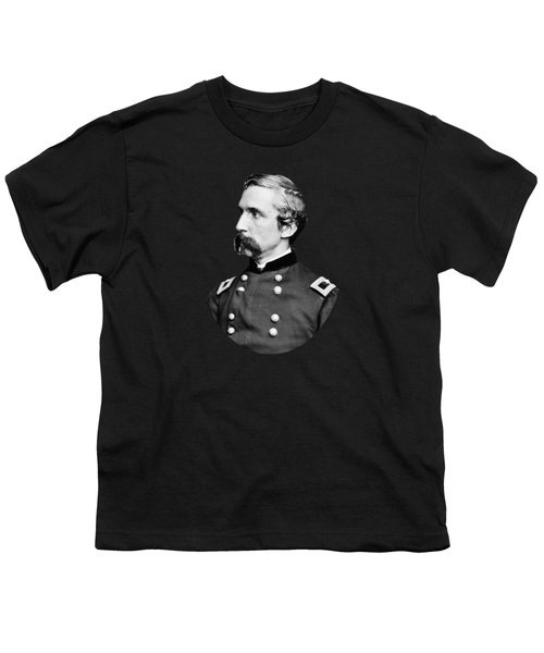 General Joshua Chamberlain  Youth T-Shirt by War Is Hell Store