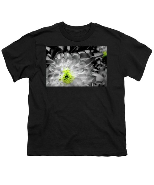 Glowing Heart Youth T-Shirt